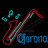 air sioux - Corona Saxophone Neon Beer Sign Store Display Avize Neon Nikke Air Jorrdan Neon Sign fighting sioux LOGO31