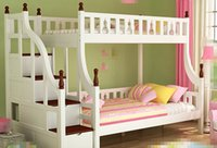 Wholesale 2016 a solid wood children bed better for square meter or square meter or square meter room
