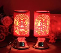 table lamp - Promotion wedding supplies festive table lamp Home accessories