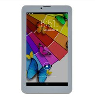 Wholesale 7 Inch Tablet pc Dual Core Dual Sim g Phone GB GB GPS Bluetooth HD Screen Dual cameras Android
