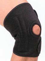 Wholesale Sports Elastic Leg Knee Pad Support Brace Basketball Protector Gear breathable Honeycomb Kneepad Support Sports Cycling Long Knee Protector