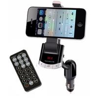 base radios - BT8118 Bluetooth Car Kit V2 Car FM Transmitter Phone Holder Handsfree Phone Car Holder FM Lauch Base