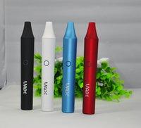 atom blue - Wax Vaporizer E Cigarette Dry Herb cloned Vax Vaporizer Vax Vape E Pen mAh Mod Atoms Wax Atomizer Refly
