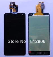 Wholesale Original and new full completed LCD for LG Optimus G E973 E975 LS970 F180 display with touch digitizer screen