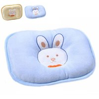 Wholesale New Fashion Newborn Baby Pillows Lovely Cartoon Baby Support Cushion Pillow Comfortable Infant Support Cushion Pillows VT0124