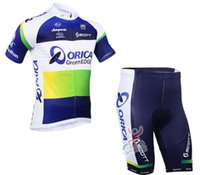 Wholesale 2013 team riding bicycle service Orica GreenEDGE BIKE BICYCLE JERSEY Sweatshirt short suspenders