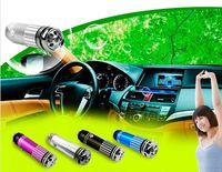 Wholesale 12V Genuine Mini Auto Car Fresh Air Ionic Purifier Oxygen Bar Ozone Ionizer Cleaner