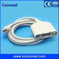 Wholesale High quality Comaptible Drager Infinity MultiMed Pod pin ECG Trunk Cable Adapter for Siemens EKG cable Siemens ECG Trunk