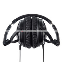 active noise canceling headphones - New High quality Active noise canceling Headphone Wired Stereo Headphone W Microphone Hot PC Headset free ship Locas