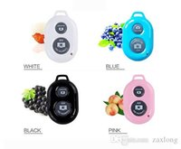 Wholesale Wireless Bluetooth Camera Selfie Remote Control Self timer Shutter For Phones US AS