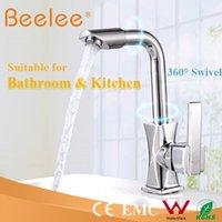Cheap Deck Mounted Tap Faucet Kitchen Faucet Single Handle Bathroom Faucet Basin Sink Water Tap Mixer Prd Faucets,Mixers & Taps QH1270