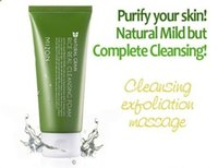 balance nature - Nature Element Rice Cleanser ml Deep Purify Oil Balance Exforliation Cleansing Foam Moist Face Wash Cream