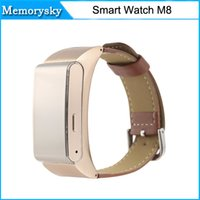 android watch phone for sale - M8 Smart Bracelet Watch intelligent wristband blutooth headset Pedometer Sleep Monitor for Android Ios Smart Phone hot sale