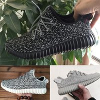 Wholesale Cheap Kanye Milan Yeezy Boost Low ZYZ Mens Womens Sneakers Training Boots Shoes AAA Quality Yeezy350 Streetwear Running Sports Shoe