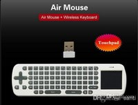 Wholesale Fashion Hot RC12 Touchpad Mini Air Fly Mouse GHz Wireless Keyboard For Android TV Box Mini PC Full Function