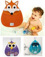 Wholesale KIDS corlorful cartoon storage bag bathroom hanging bags mould proof bag styles the owl sea horse fox