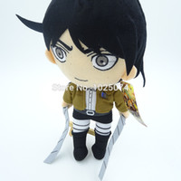 attack on titan manga - Anime cm Attack On Titan Eren Yeager Plush Toy quot Manga Doll