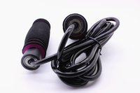 Wholesale RDX Pro Boxing Skipping Rope Adjustable Speed Jump Fitness Workout Jumping BLK