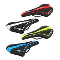 Wholesale WOSAWE MTB Bicycle Saddle City Road Cycling Bike Seat Comfortable Cushion Bike Soft Seat Cover BZD W1113