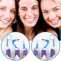 Cheap 3PCS Oral Clean Tools LED Dental Care Tooth Oral Hygiene Dental Kit Teeth Whitening Free Shipping