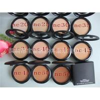 Wholesale Makeup Studio Fix Powder Cake Face Powder Brand Foundation Blot Powder Foundation Cosmetics NC NW