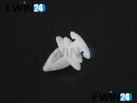 interior trim - White Interior Door Side Card Trim Panel Fastener Moulding Retaining Clips For BMW