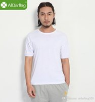 summer clothes for men - 2015 pure cotton men shirts for solid colors men clothing tees shirts summer short sleeve tees