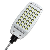 battery powered table lamp - 20PCS Flexible USB Battery Power LED Light Clip on Bed Table Desk Lamp EGS_371