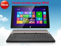 Wholesale Touch screen laptop Win7 Win8 Tablet PC slim combo quad core inch portable notebook touch this super game