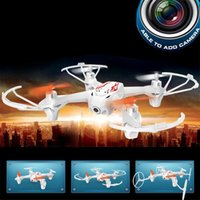 Wholesale 2015 Hot Sale TY Transformable in G CH Mini RC Quadcopter Model RC Helicopter with MP HD Camera UFO helicoptero
