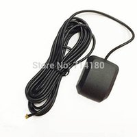 gps active antenna - GPS active Antenna Navigator aerial With MMCX male right angle Connector M cable NEW