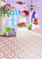bear hide - 600CM CM backgrounds Beautiful home floor toy bear hide columns candle chandelier small w photography backdrops photo LK