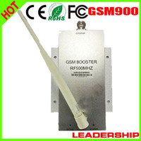Cheap Free shipping Low price wholesale GSM900 GSM BOOSTER 900mhz mobile phone signal repeater 900mhz cell phone boosters cover 200m2
