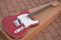 Wholesale telecaster guitar mahogany complete Deluxe completed musical instruments Chinese tl electric guitar