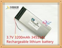 Wholesale Rechargeable lithium battery V mAh polymer brand tablet generic battery