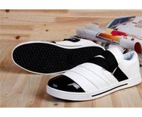 Wholesale 2014 New Fashion Men s Casual Sneaker Brand Men s Patchwork Damping PU Slip on Shoes