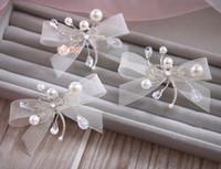 Wholesale 2015 Fashion Bridal Jewelry Flower Rhinestone Hair Comb Clip Pin Pieces Wedding Austrian Crystal Bridal Bridesmaid Accessories gt458