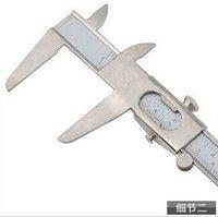 Wholesale mm iron Vernier Scale Caliper Gauge Caliper rule Calliper