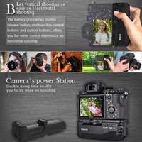 Wholesale Meike MK A7II Pro Battery Grip with GHz Wireless Remote Control for Sony A7II