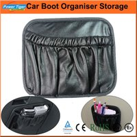 bentley cars used - Auto Interior Accessories Car Boot Organiser Storage Bag Box Multi use Tools Organizer BoxesFor Trash Can Receive A Case