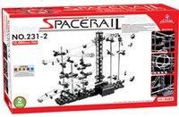 Wholesale Toy Roller Coaster Space Rail Level Spacewarp Spacerail Warp Warp Drive Space for Speed