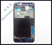Wholesale 100pcs by DHL Original Front Middle Frame Housing For Samsung Galaxy S2 i9100 Bezel Plate Tracking Number
