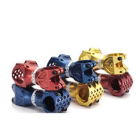 Wholesale RELIC SPEAR Gold Bikes Stems ARMOR Red Mountain Bike Stems Lightweight and Strong Road Bike Stems B2