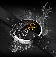 Bluetooth intelligents Montre numérique DM360 SmartWatch Montre-bracelet appareils portables pour iPhone Samsung Android Phone Heartrate Moniteur podomètre