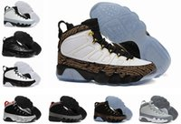 Wholesale 2016 New Cheap Retro IX Basketball Shoes For Men Fashion Sneakers Trainer Athletics Boots Retro J9 Outdoor Shoes Eur