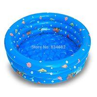 al por mayor piscinas niño inflable-Anillo de la nadada Inflável Piscina FG1511 J.G. Chen New Beach piscina inflable Bebé Swim piscina Piscine inflable colchón de aire