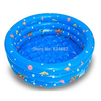 Wholesale FG1511 J G Chen New Beach Inflatable Swimming Pool Toddler Baby Swim Pool Piscine Inflatable Air Mattress Piscina Inflavel Swim Ring