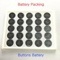 Wholesale Button cell CR2032 toys battery watch battery DL2025 battery cell Button batteries CR2032 for computer motherboard CR2016 CR2025 battery
