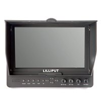 Wholesale Lilliput quot O P LCD Video Camera Monitor with HDMI YPbPr US Plug