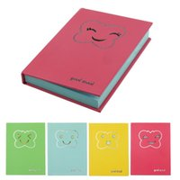 Wholesale Feitong New Four Colors Cute Mini Smiley Diary Notebook Stationery Tools For Students Wholesales
